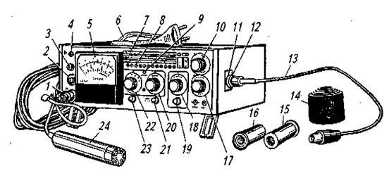 шума и вибрации ВШВ-003